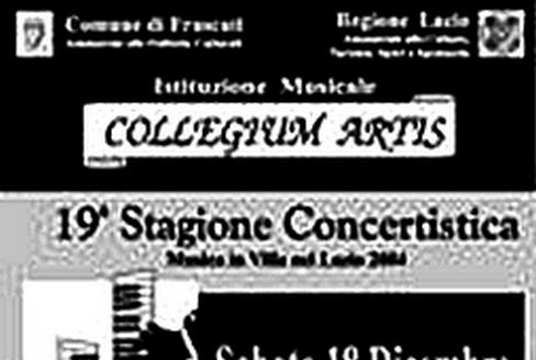 19° stagione concertistica