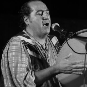 Laboratorio di Canto e Percussioni popolari con Nando Citarella